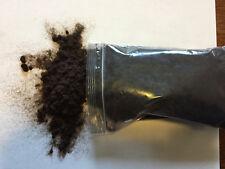Dark Brown Nylon Flocking 1 ounce