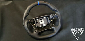 Steering Wheel Saab 9-5 9-3  Extra Thick Flat Bottom 1998-2005 Hirsch AERO