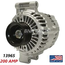 200 AMP 13965 Alternator Acura RSX Type S 02-06 High Output Performance NEW USA