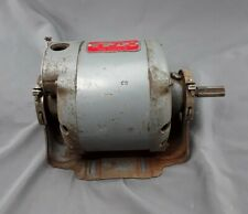Vtg Delco Electric Motor Type A Thermotron 14 Hp 1725 Rpm 115 Volt