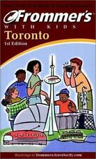 Frommer's with Kids Toronto, 1E, Crump, Jennifer, Acceptable Book