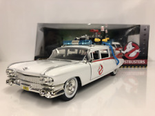 Ghostbusters ECTO-1 1:24 Scale Diecast Model Jada 99731 New