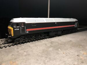 Lima 204898 Class 47 - 47 703 In Fragonset Livery OO Gauge Boxed