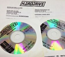 RADIO SHOW: HARDDRIVE 2/11/06 AUDIOSLAVE, BULLET FOR MY VALENTINE,SYSTEM OF DOWN