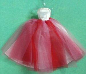 Vintage Barbie Doll Clothes - Vintage Barbie 1616 Campus Sweetheart Gown