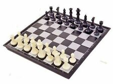 NEW large Magnetic Folding Chess Board Game Set/High quality Chess size 32 x32cm