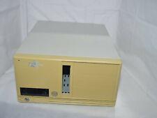 ✔️🖥  DESKTOP AT RETRO WHITE COMPUTER CASE - WITH PSU POWER SUPPLY - UK SELLER
