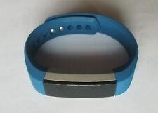Blue SMALL Fitbit Alta Fitness Activity Tracker - NO POWER - Read Description