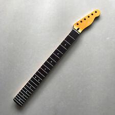 Vintage Fender TELE Guitar Neck Canadian Maple/Rose-wood 22 Fret Nitro Finish