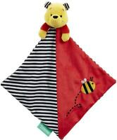Rainbow Designs WINNIE THE POOH A NEW ADVENTURE COMFORT BLANKET Baby Toy BN