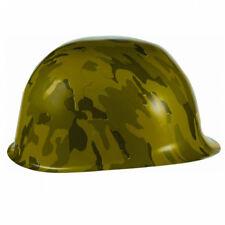 Military Plastic Fancy Dress & Period Costume Helmets