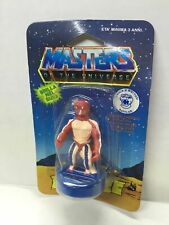1985 Mattel Masters of the Universe He-Man Timbrino Serie 1 BUZZ-OFF 7 cm MOC