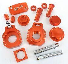 KTM SX / SXF BLING Trick KIT Oil Engine Brake Cover Plug  125/150/250/350/450