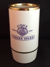 Great Retro French Pierre Sparr Alsace Wine Bottle Cooler