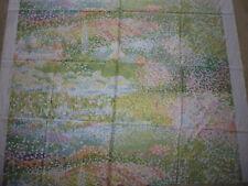 tissu textile ameublement Pierre Frey imprimé style impressionniste 130x142 cm