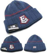 Round Rock Express MiLB New Era Cuffed Lined Knit Toque Blue Red Beanie Hat Cap