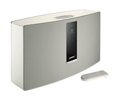 Bose SOUNDTOUCH-30 WIRELESS SPEAKER Built-In Wi-Fi &Bluetooth,OLED Display WHITE
