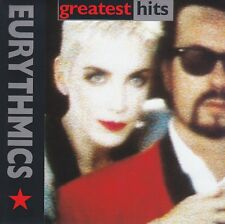 EURYTHMICS - GREATEST HITS CD ~ ANNIE LENNOX / DAVE STEWART ~ 80's POP *NEW*