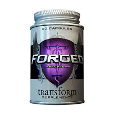 Forged Joint Support by Transform Supps, 60 Caps. (like Flexacil, Osteo Bi-Flex)