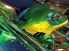 Fish Tales FT Pinball Machine LARGE SUNFISH LED Mod Williams
