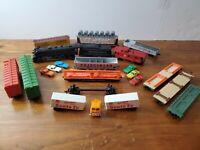 Tyco Bachmann Train Car Huge Lot