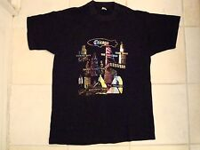 Chicago Downtown Tourist Sight Seeing Hancock Sears Marina Picasso T Shirt L