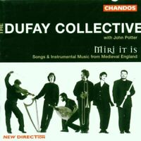 The Dufay Collective - Miri It Is: Songs and Instrumental Music from [CD]