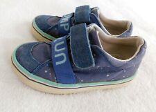 Clarks Denim shoes size 7 infant EU 24