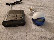 Sony Dream Machine clock radio plus bonus