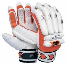 Gunn & Moore Cricket Sports Batsman Mitt Right Hand Batting Gloves (orange Trim)