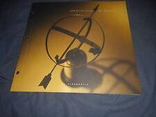 1998 Oldsmobile 88 and LSS Sales Catalog Brochure Prospekt
