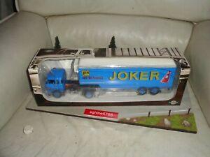 Ixo Kiosque 1/43 - Semi Remorque Berliet TR 12 Frigorifique Joker - CVX