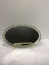 Vintage Vanity Tray Mirrored