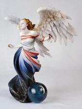 Nib Sheila Wolk Written In The Wind Angel Figurine #7410