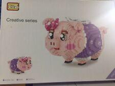 LOZ Diamond Blocks Piggy Bank Pig 2050pcs