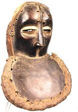 Art African tribal - Mask D'Terror Glé Or Gre - Ethnic Beast - 37 CMS