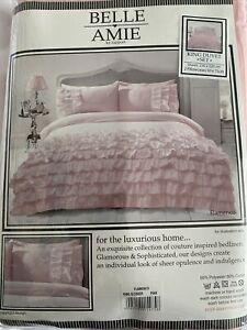 Pink King Size Duvet Set
