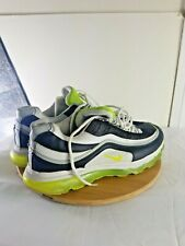 Nike Green Black and white running shoes  Size 12