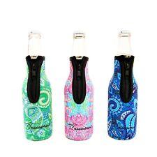 3 pack beer bottle insulators