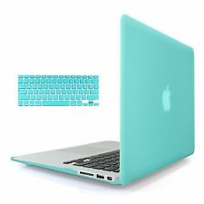 Matte Hard Case For Macbook Air Pro Retina 11 12 13 15 Laptop Bag Keyboard Cover