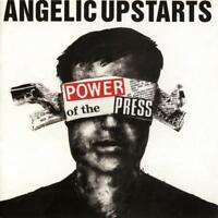 ANGELIC UPSTARTS – POWER OF THE PRESS (NEW/SEALED) CD