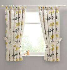 George Baby Kids Bedroom or Nursery Blackout Curtains Safari Brand NEW Animals