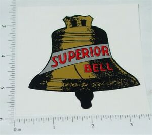 Caille Superior Bell Trade Stimulator Replacement Sticker V-78