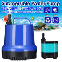 15-90W 900-5000L/H Submersible Spout Water Pump Fish Tank Aquarium Pond  * r
