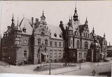 Allemagne, Leipzig, La Bourse de la Librairie, 1899, vintage silver print from a