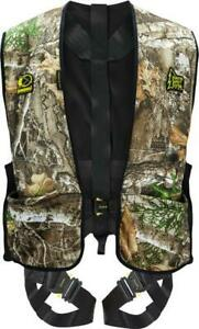 New Hunter Safety System TreeStalker II Harness with Elimishield Realtree Xtra