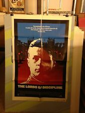 LORDS OF DISCIPLINE-DAVID KIETH,G.D.SPRADLIN-1983-ORIGINAL MOVIE POSTER