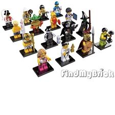 NEW - Lego Minifigure 8684 Series 2 -  Lot of 16 - Brand NEW