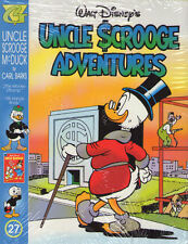 UNCLE SCROOGE ADVENTURES - #27 Carl Barks Library (1992) - Back Issue