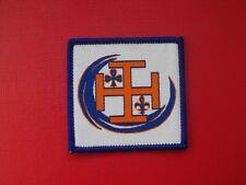 N°67 insigne écusson scout scoutisme scoute louveteau éclaireur scouting guide